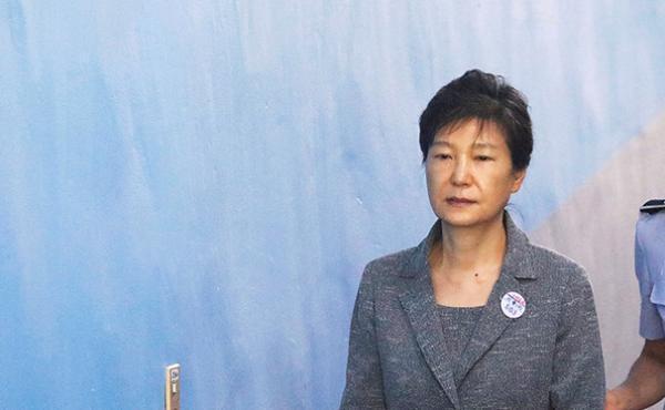5年4班人生马戏团粤语高清朴槿惠纳贿案二审宣判:获刑5年 追缴27亿韩元