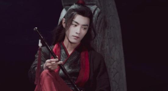 """《陈情令》肖战演技逆袭爆裂 凭实力还原了鲜活的""""魏无羡"""""""