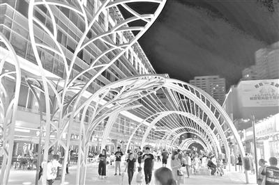 """岷山的意思科创板新股持有上海多地打造""""不夜城"""""""