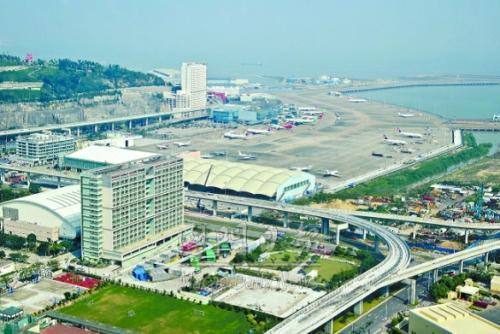 澳门机场连接60航点多航线增班 上海航点最多航司营运