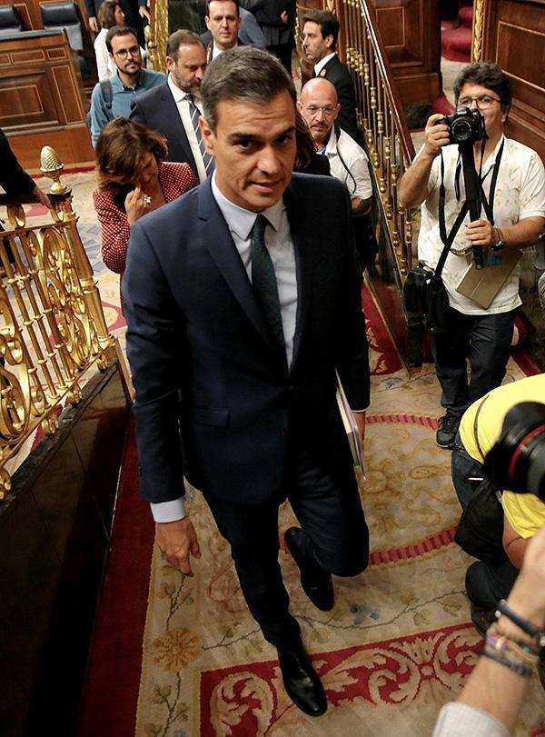 左翼政党谈判无果,西班牙议会再次否决桑切斯出任首相