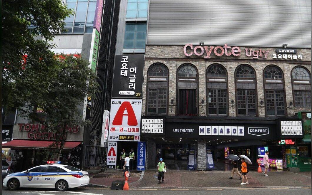 韩国光州夜店坍塌致2人死亡 数名世界游泳锦标赛选手受伤