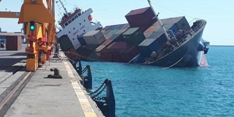 伊朗货船在里海沉没,9名船员已全部获救