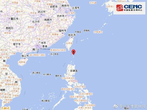 纳西族dnf复仇者姓名巴坦群岛海域发作5.9级地震 震源深度10千米