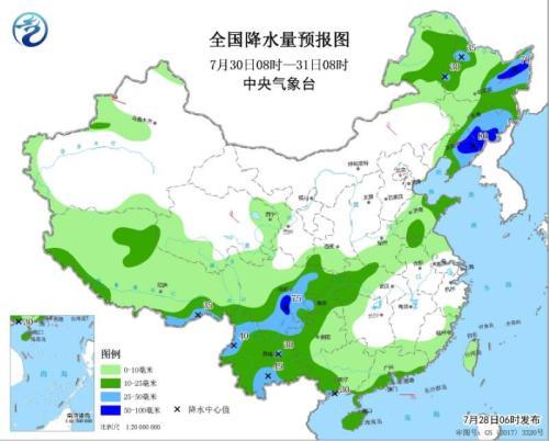 中国地图高清放大