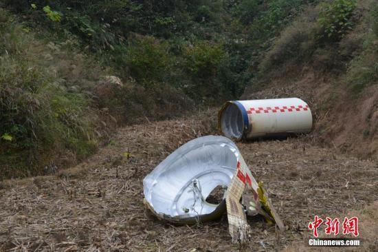 中国完成首次火箭残骸落区安全控制技术验证