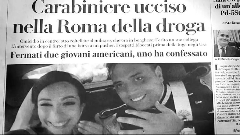 美高中生意大利杀警引发恐慌