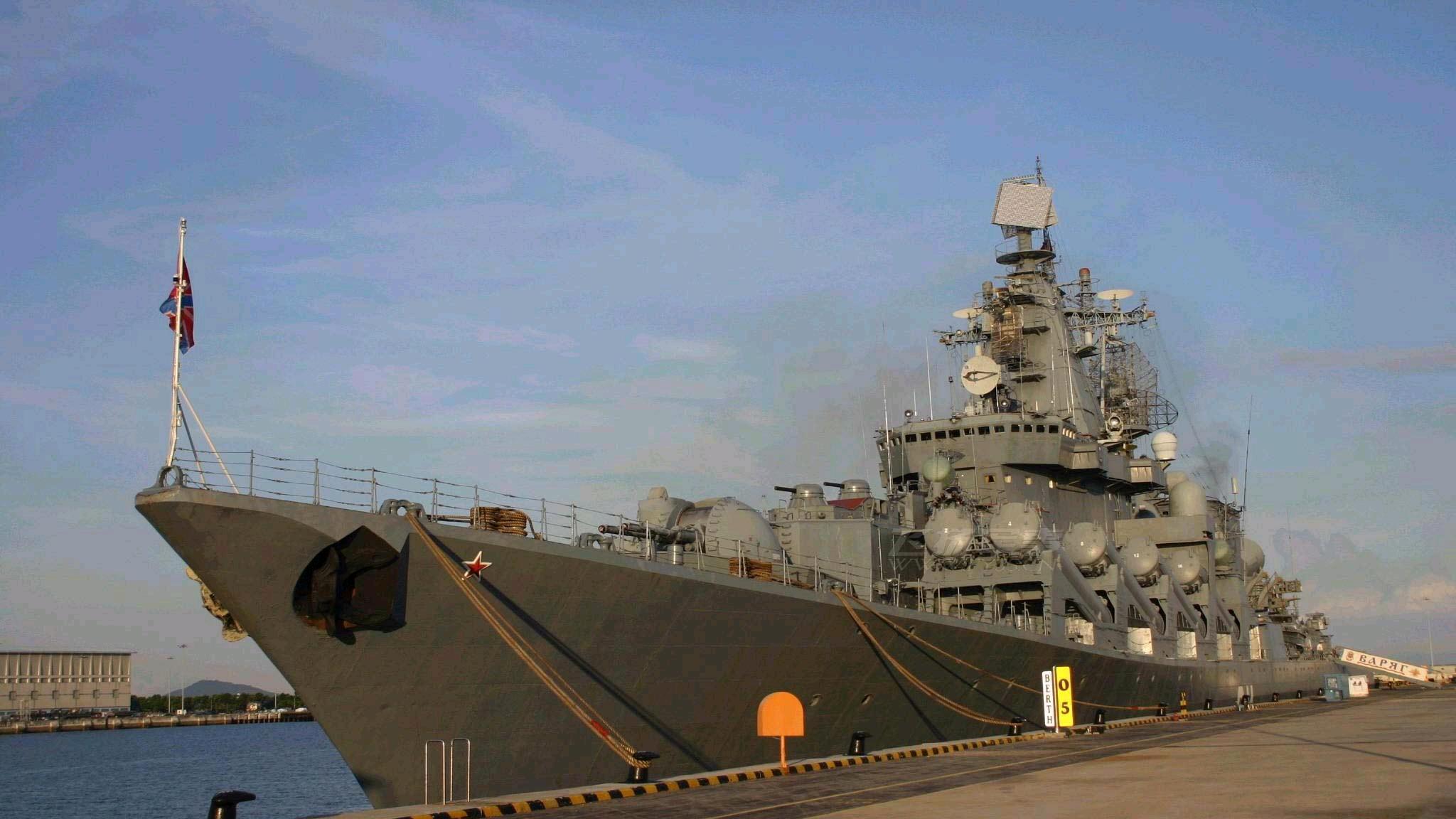 """""""红警""""中无畏战舰的原型 一次发射16枚核弹打击美国航母编队"""