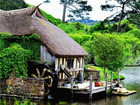 玛塔玛塔小镇   《霍比特人》拍摄地 现实版童话世界