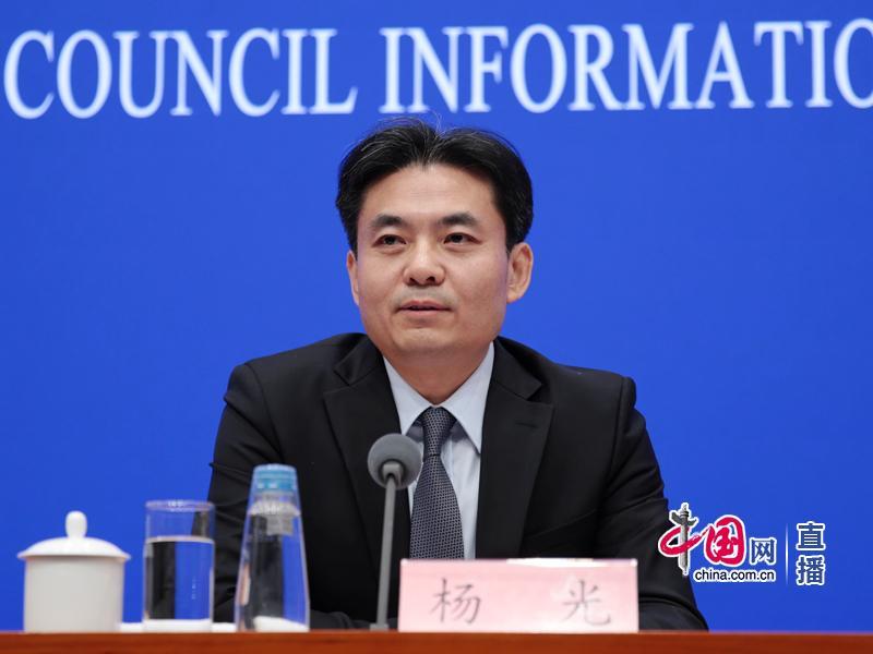 """香港有人鼓吹暴力主张""""违法达义"""",杨光:暴力就是暴力,违法就是违法"""