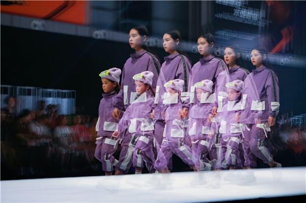 中国亲子时装白皮书发布,E.I开辟亲子时装新蓝海