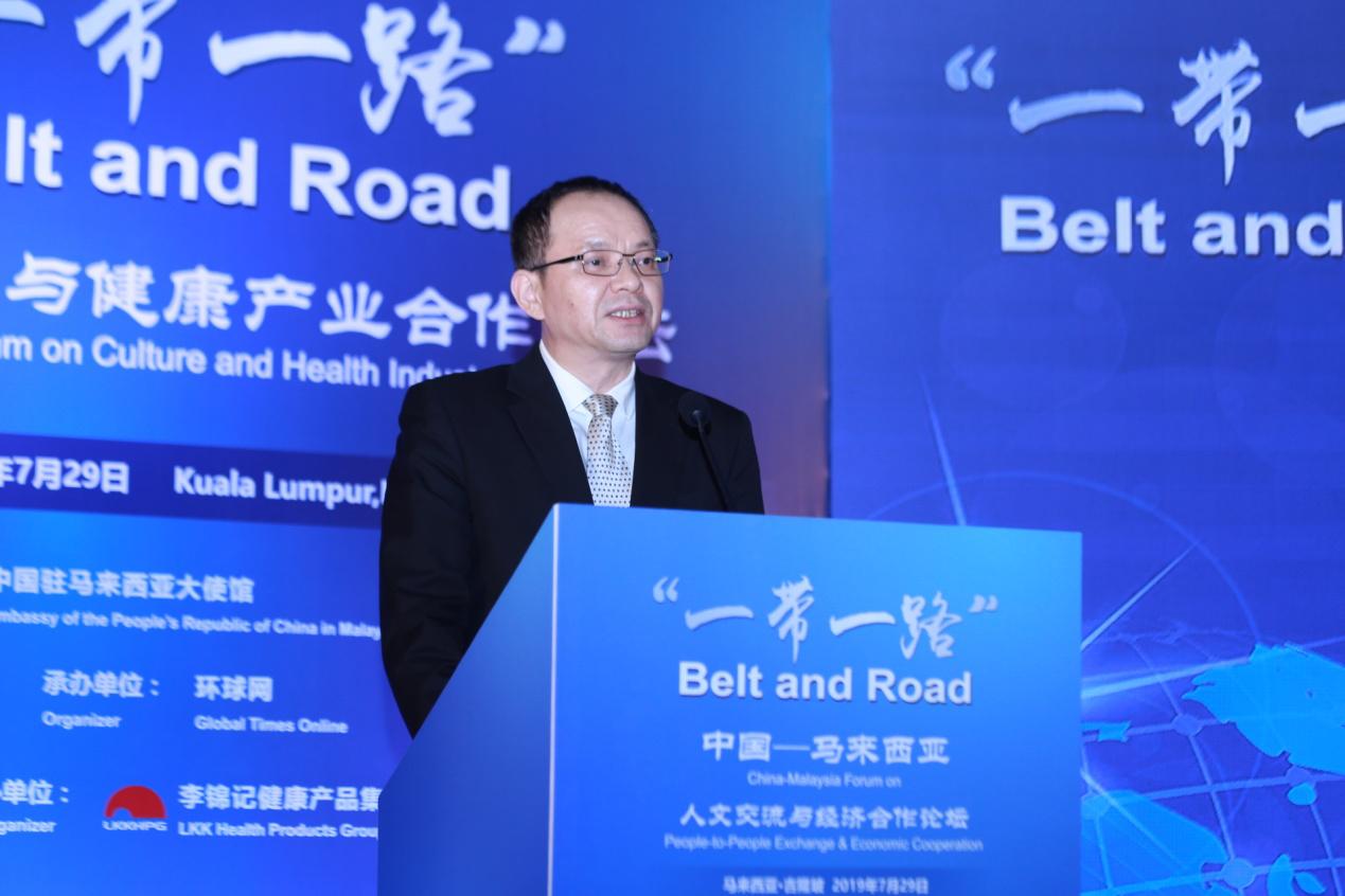 李锦记市场副总裁薛守春:中华养生文化为解决全球健康问题提供中国方案