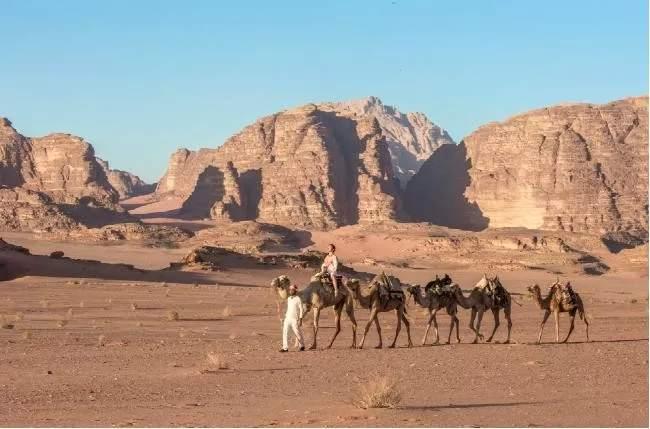 中国游客入境约旦的人数同比增长16.7%