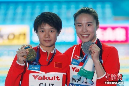 体坛观察丨游泳世锦赛中国队强项不疲软 突破正当时