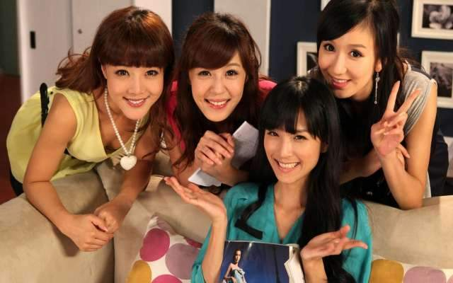 《爱情公寓》5位女星古装:邓家佳温婉大方,而她看着弱不禁风
