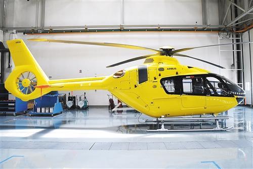 空客直升机国内组装下线