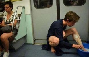 别问为什么,这就是地铁该有的范儿