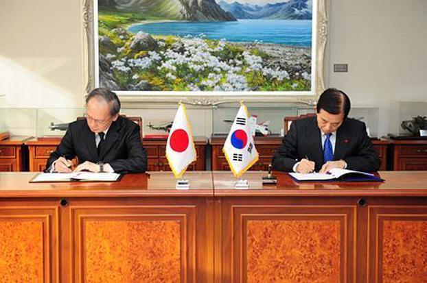 枪击片r501t04日本呼吁韩国续签情报共享协议,韩方:还在考虑