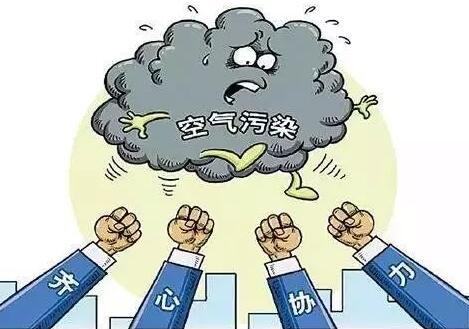 """江苏四市空气质量""""双不达标""""被约谈"""