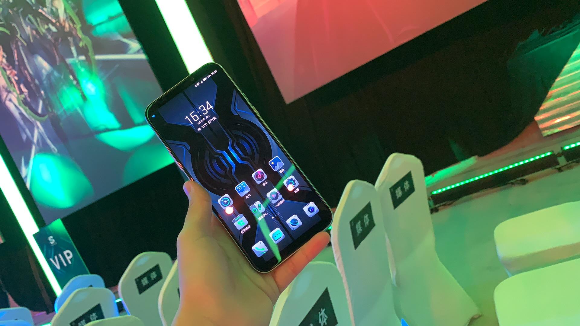 黑鲨游戏手机2 Pro发布:高通855+,2999元起售