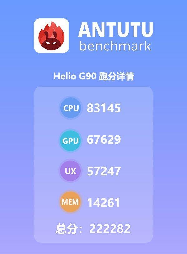 联发科发布Helio G90手机CPU:为游戏而开发
