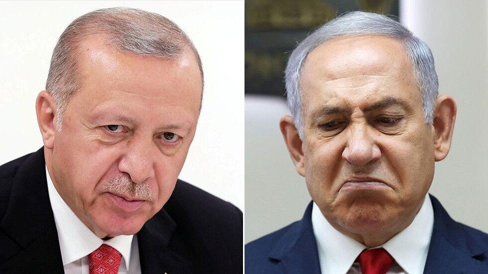 土耳其总统:无论谁站在以色列一边,我们都与他们势不两立