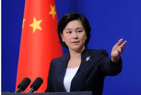 华春莹反问蓬佩奥:把香港极端暴力袭警抗议搬到美国怎么样?