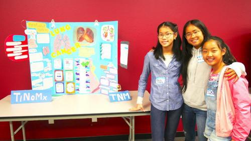 美媒:美国癌症协会多媒体竞赛 多个华人学生团队获奖