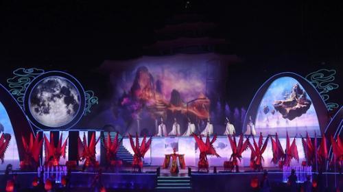 NEC带你看中国首部海上实景魔幻秀《浪淘沙・北戴河》