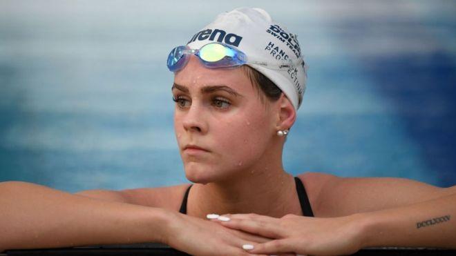奉天齿科绝爱情殇澳大利亚游水女选手药检呈阳性 或将被禁赛4年
