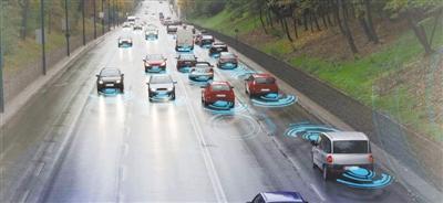 5G改变的不止是网速 还带来汽车进化交通升级