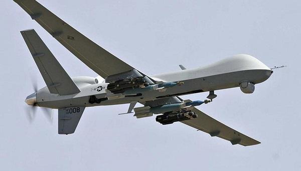 美无人机被伊朗击落后 印度重新考虑2亿美元买一架是否值