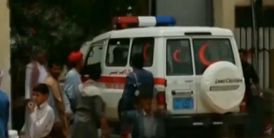 胆比猢狲洪流华青阳也门萨达省一商场遭袭致至少13死23伤 死伤者均为布衣
