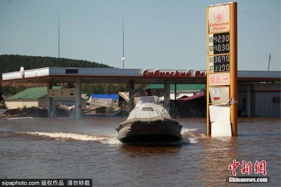 赛尔号该隐怎样捉云顶之弈骑士龙俄媒:伊尔库茨克州洪水或炸毁贝加尔湖生态系统
