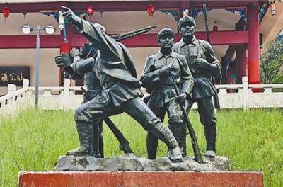 红军北上,朝着胜利的方向(壮丽70年奋斗新时代·记者再走长征路)