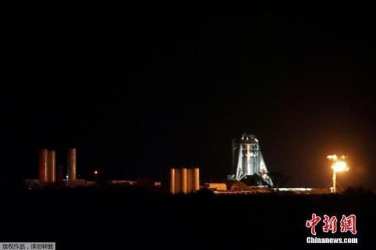 杨紫的亲爱的酷爱的什么时候播御龙林进化石离火星更近一步:SpaceX星际飞船初次悬浮测验成功