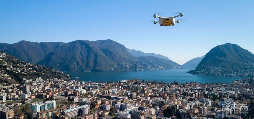半年发生两次炸机!瑞士邮政暂停无人机送货服务