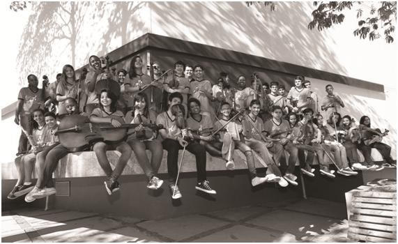 用音乐改变人生——探访巴西贫民窟的交响乐团