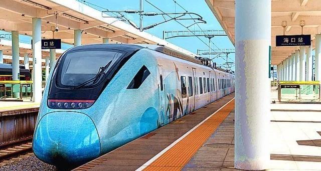 受台风影响 海南进出岛旅客列车7月31日7时起停运