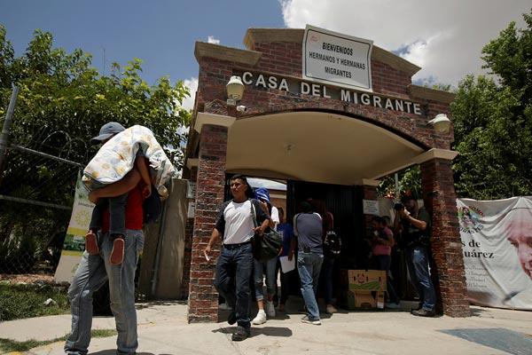 墨西哥:美国梦破碎 中?#20048;?#31227;民返回原籍国