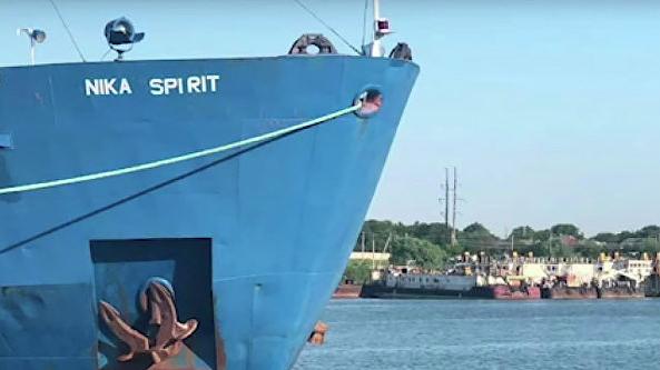 """乌释放扣押俄油轮船员后称事件""""画上句号"""",俄方却说还没完"""