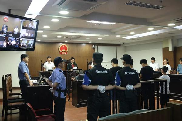 """杭州男子找的考研""""枪手""""刚入考场就被查出,4人获刑"""