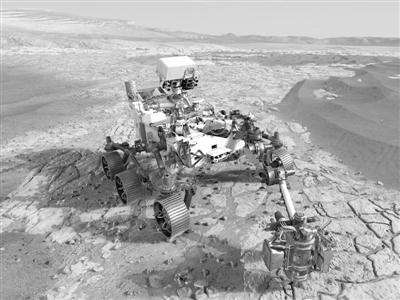 火星移民基地设计图