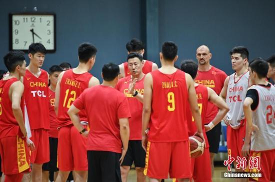 世界杯仅剩一个月,受困伤病的中国男篮与时间赛跑