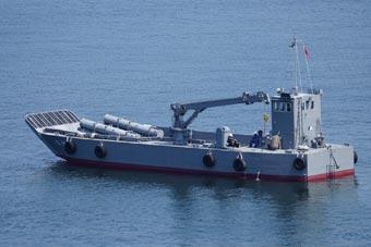 海自小艇也要装备反舰导弹?原来只是运输而已