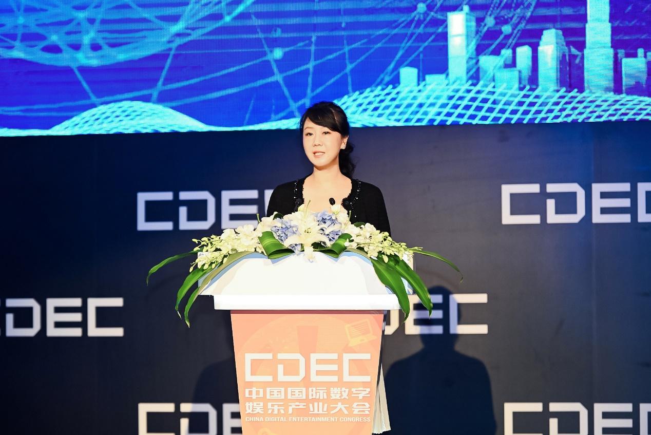 盛趣游戏CEO谢斐:趣味联接世界 文化华而有实