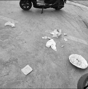 常州保洁大妈制止小伙乱扔垃圾被打骨折