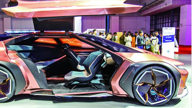 汽车AI逾2000亿美元蛋糕怎么切,BAT之间必有一战