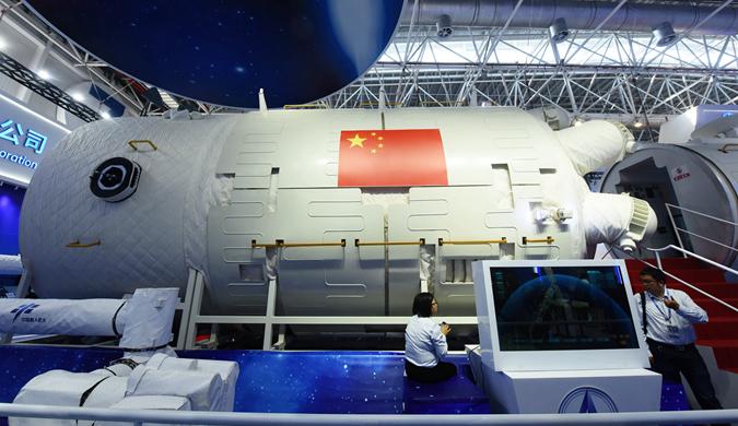 中国空间站核心舱将转入正样阶段