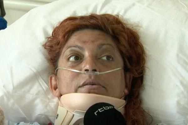 比利时女子受伤被困高温车里六天 靠喝雨水存活